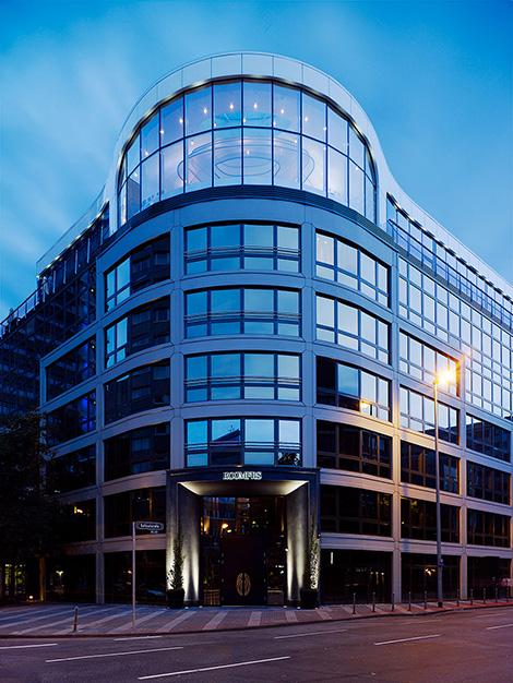 Roomers nicole zimmermann fotodesign for Frankfurt design hotels